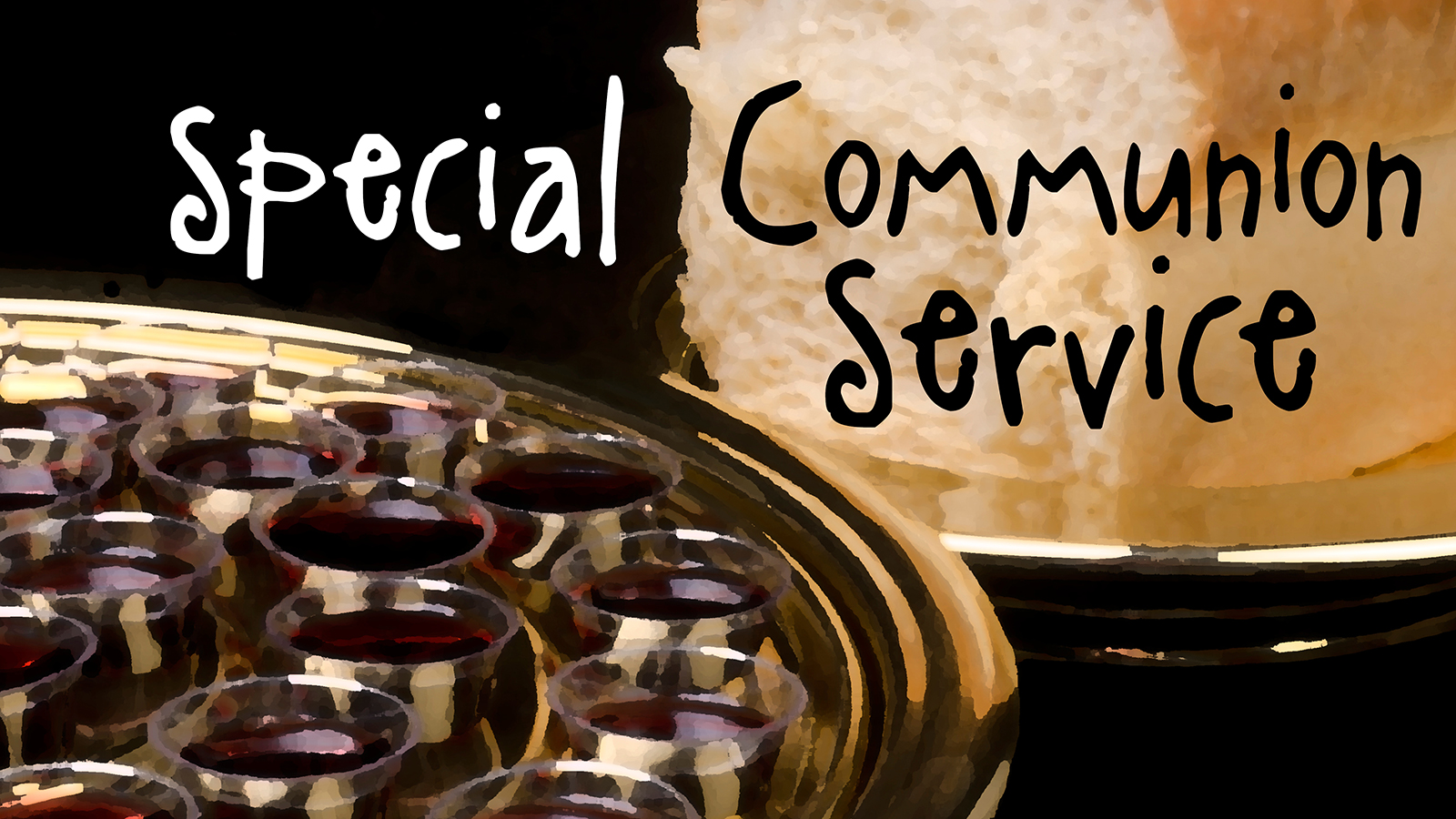 Special Communion Service First Free Church First Free