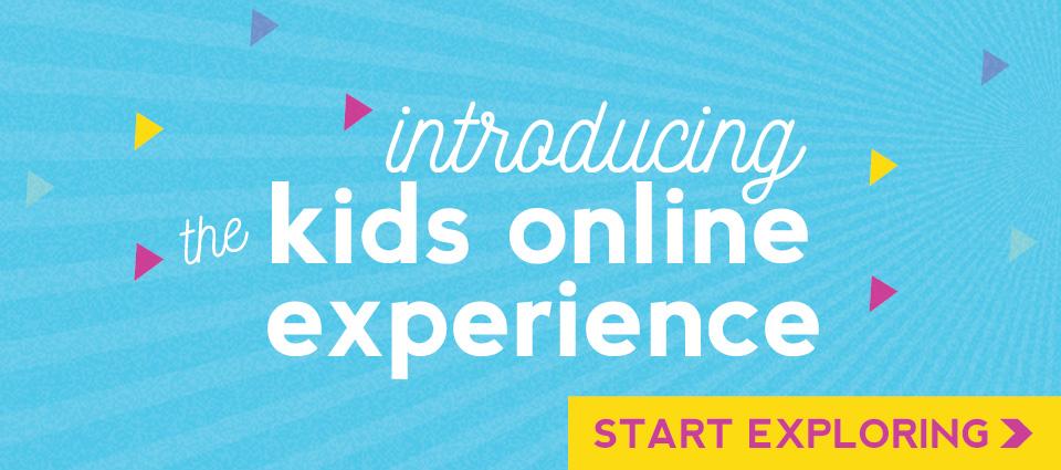 kids online experience