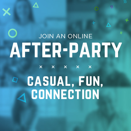 Join an online After-Party
