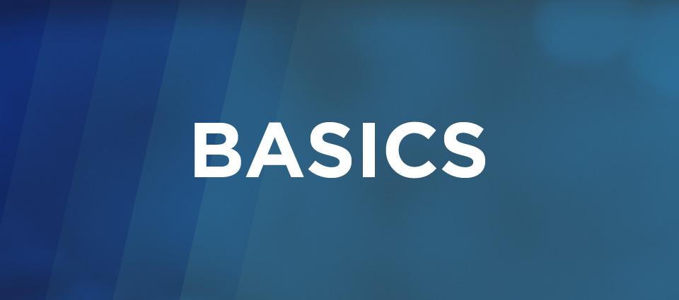 Discipleship Training Group - Basics
