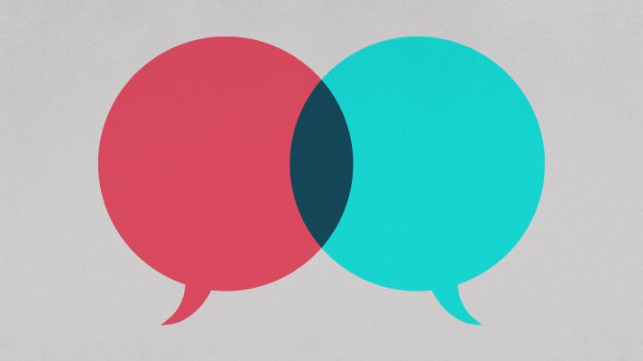 Start a good conversation